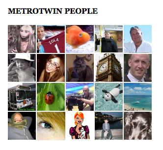 Metrotwin people